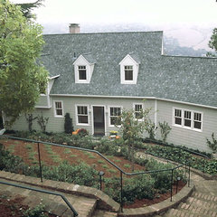 traditional exterior by James Hill Architect