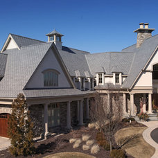 Traditional Exterior by Current Concepts Home Automation