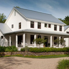 traditional exterior by jamesthomas, LLC