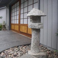 Asian Exterior by Modern Zen Garden