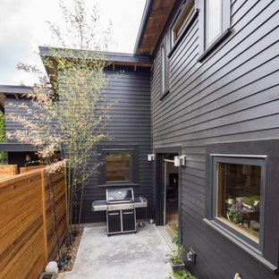 Japanese Modern ADU- Tiny House for a Designer