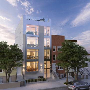 Jersey City Residence