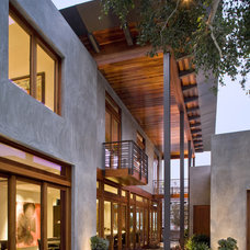 Contemporary Exterior by Architects Magnus
