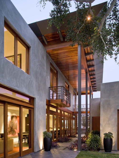 Sensational Stucco Finish Ideas Pictures Remodel And Decor Largest Home Design Picture Inspirations Pitcheantrous