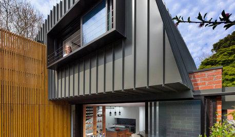 Houzz Австралия: Старый дом, который увеличили на 56 кв.м