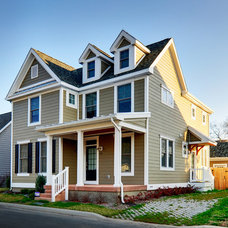 Traditional Exterior by Echelon Custom Homes
