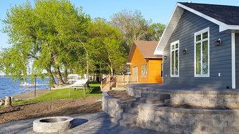 Johnson Lake Kampeska Home