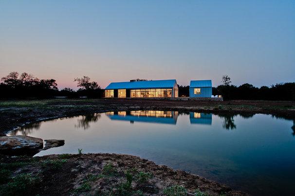 Contemporary Exterior by NIMMO American Studio For Progressive Architecture
