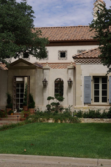 Mediterranean Exterior by Seal Design Group