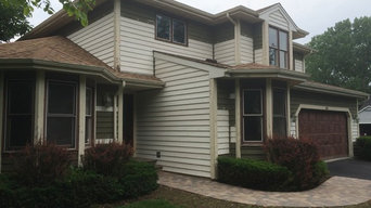 June 2015 Full Exterior Stain Project