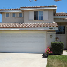 Contemporary Exterior by CertaPro Painters of Riverside
