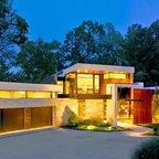 Advanced House Plans Modern Home Modern Exterior