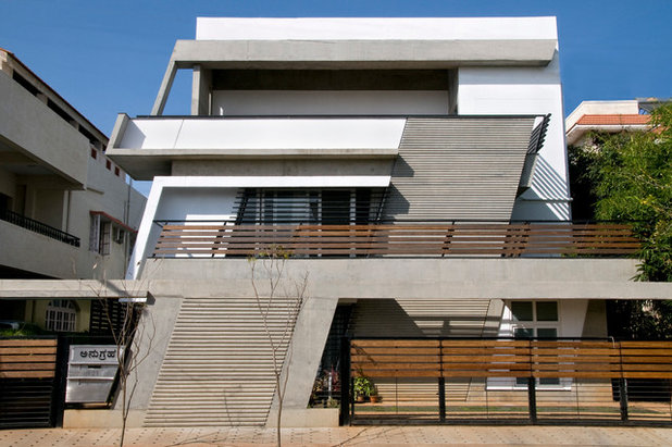 Contemporary Exterior by InFORM Architects