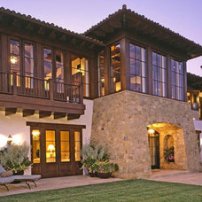 Mediterranean Exterior KAA Design Group