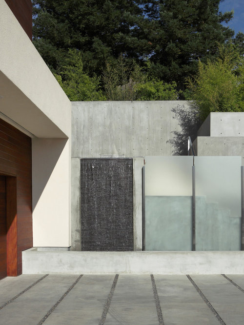 Poured Concrete Wall Home Design Ideas Pictures Remodel