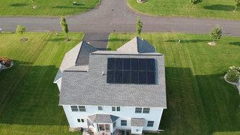 Kasselman Solar Home Installations