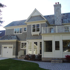 Transitional Exterior by Craig Ross