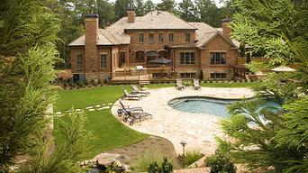 Kennesaw - Pool and Backyard