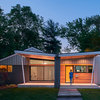 Houzz Tour: From Midcentury Rambler to Modern Marvel