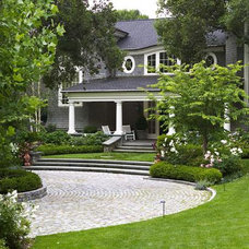 Traditional Exterior by David Ludwig - Architect