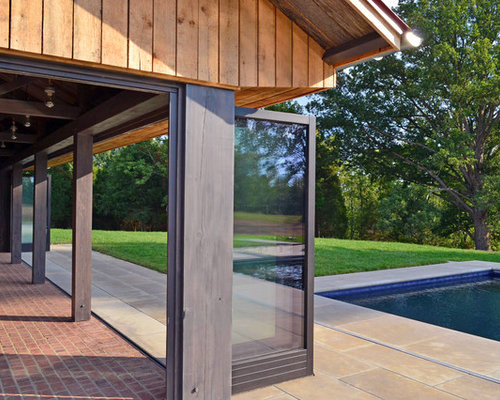 Folding Glass Doors | Houzz