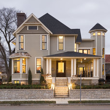 Traditional Exterior by Shelter | Architecture + Design