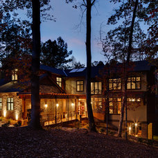 Exterior by Johnston Design Group