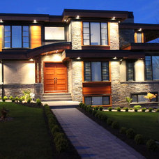Contemporary Exterior Kerfoot