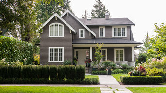 Kerrisdale Shingle Exterior Repaint