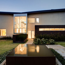 Contemporary Exterior by APM architecture
