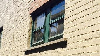 Kettering Exterior Brick Wall Repairs
