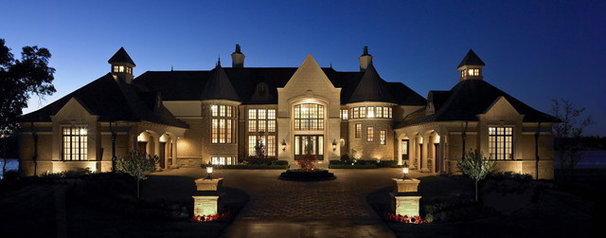 Traditional Exterior by kevin akey - azd architects - michigan