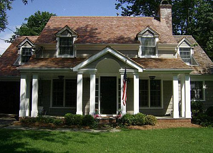 Traditional Exterior by Kevin Quinlan Architecture LLC