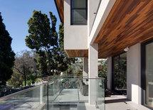 Glass Balustrade.