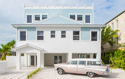 Houzz Tour: Coastal Chic in Key Largo
