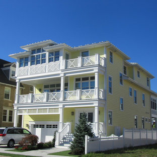 Key West Style Home, Ventnor, NJ
