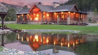 Keystone Ranch Home Brasada Ranch Style Homes