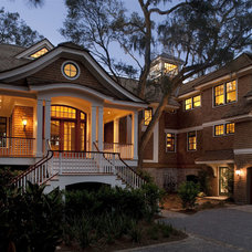 Traditional Exterior by Morehouse MacDonald & Associates, Inc. Architects