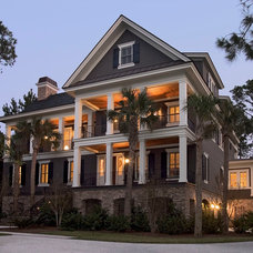 Traditional Exterior by Spivey Architects, Inc.