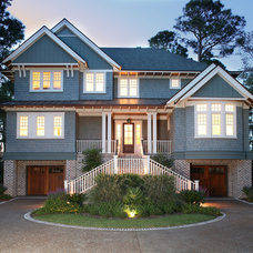 Traditional Exterior by Herlong & Associates Architects + Interiors