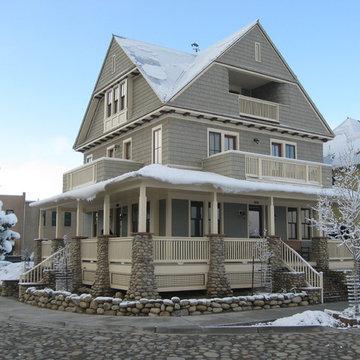 Kinsfather House, South Main Colorado