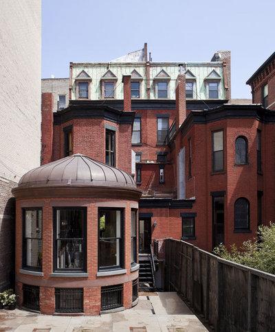 Traditional Exterior by Neuhaus Design Architecture, P.C.