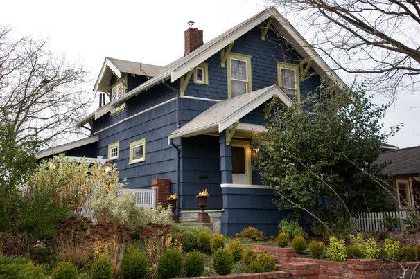 Traditional Exterior by Ventana Construction LLC