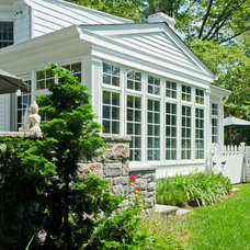 Traditional Exterior by Fivecat Studio | Architecture