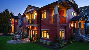 Kitsilano Heritage Restoration & New Coach House
