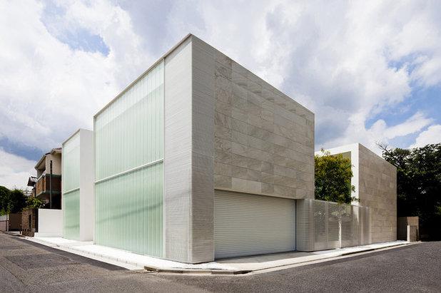 コンテンポラリー エクステリア (外観・外構) by YUCCA design / atelier