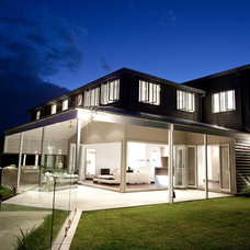 Modern Exterior by Klinge Constructions and Developments