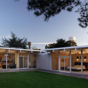 Klopf Architecture - Eichler Addition/Remodel