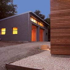 Modern Exterior by Klopf Architecture