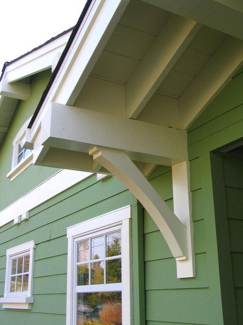 Craftsman Style Columns Porch